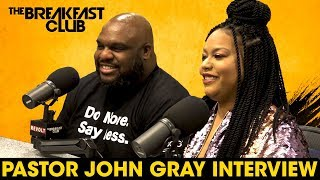 Pastor John Gray On Building A Church In South Carolina, Their Show On Oprah's Network + More