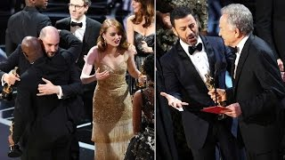 Oscars 2017: Wrong film announced Best Picture and what followed