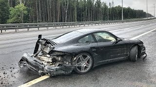 Stupid Drivers On RUSSIAN ROADS! Driving Fails MAY 2018 II