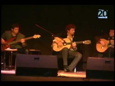 Mauricio Aguilera - Agrupación de Flamenco - Nota de Concierto de Guitarra Flamenca.