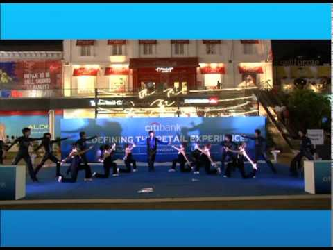 Terence Lewis Contemporary Dance Company Performance video