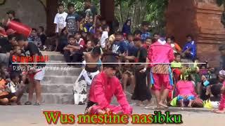 Enggal Bali cover lagu Jaranan Djoyo Pandowo