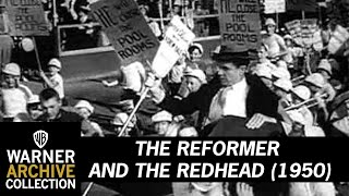 The Reformer and the Redhead (1950) - Official Trailer