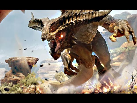 DRAGON AGE: INQUISITION Gameplay PART 1 - The Hinterlands
