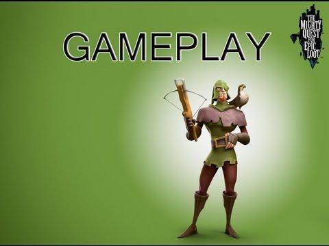 Novo jogo da Ubsisoft - The Mighty Quest for Epic Loot