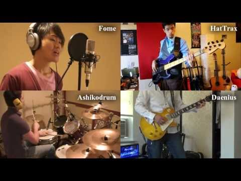 Boston - More Than a Feeling Collaboration Full Band Cover