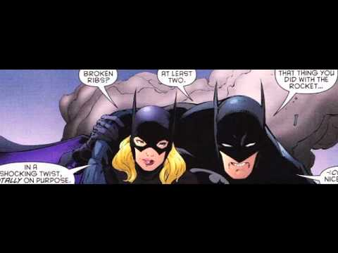 Stephanie Brown/ Batgirl: Smile