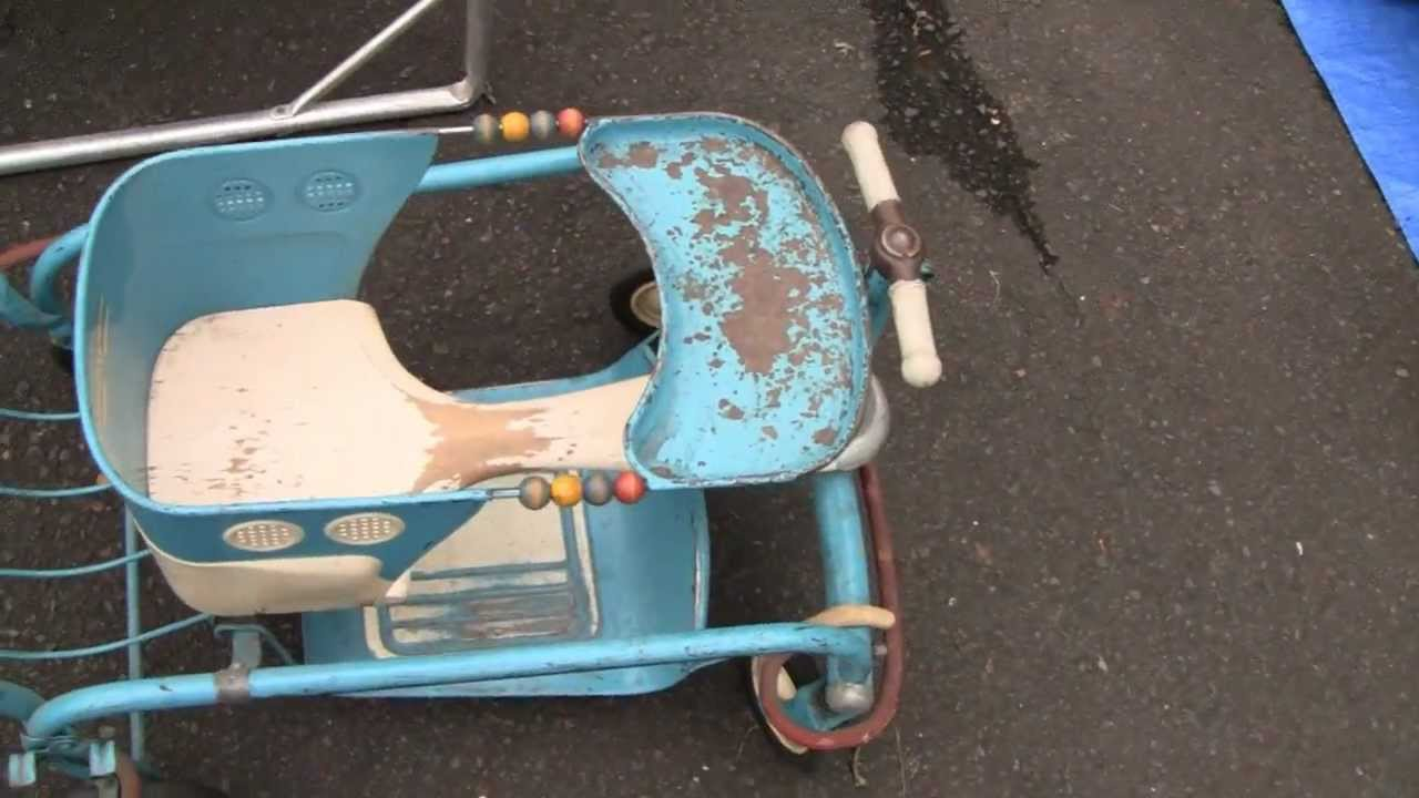 Antique Baby Strollers Youtube