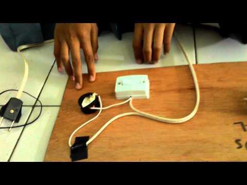 Cara membuat bel listrik sederhana
