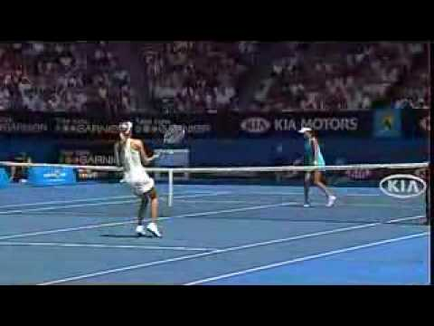 Maria Sharapova Australian Open 2008 Winning Moment