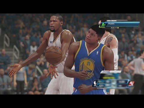 NBA 2K14 My Career Copelands Crossover S2SFG4 PS4