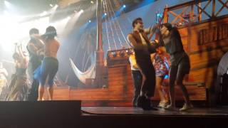 Harmony of the Seas Columbus musical travel agent Valentina 201-838-4838