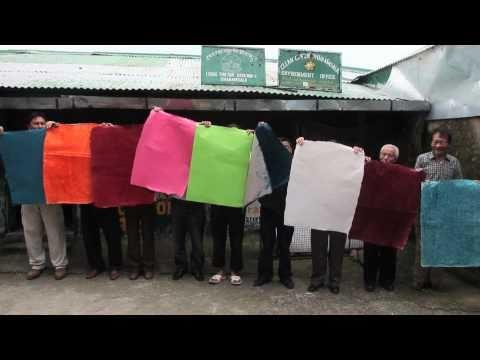 Handmade Recycled Tibetan Paper Factory - IM Fair Trade Partner Presentation