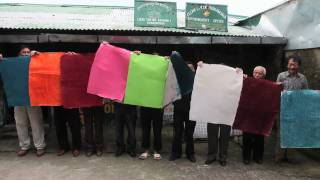 Handmade Recycled Tibetan Paper Factory - IM Fair Trade Partner Presentation