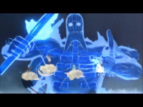 Naruto Shippuden: Ultimate Ninja Storm 3: Madara Vs The 5 Kages Boss Battle (best Quality!) video