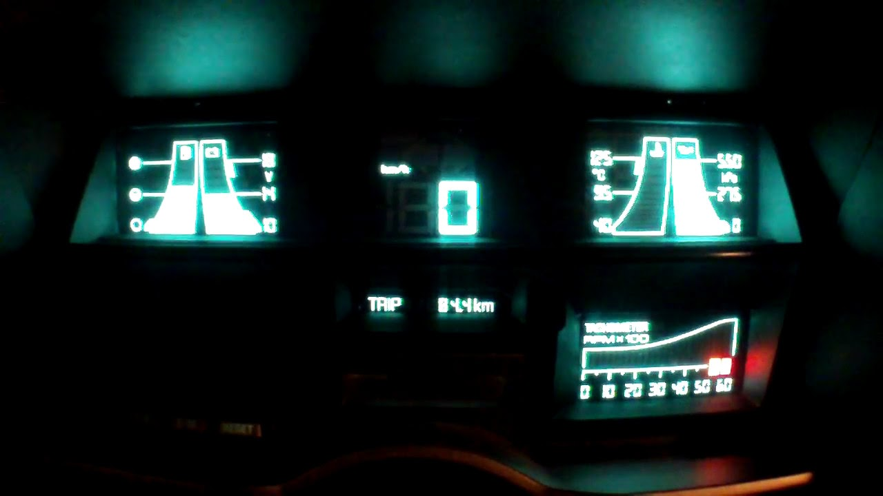 watch more like digital gauges for chevy s s10 digital dash dimming issue solved