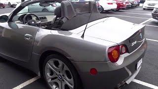 2003 BMW Z4 Marietta, Atlanta, Roswell, Woodstock, Kennesaw, GA 491545A