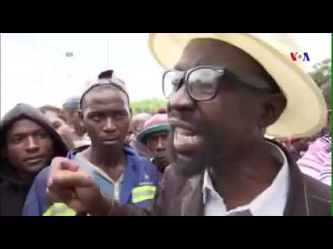 VOA Amharic- Interview With Melaku ayele Ethiopian community in south africa