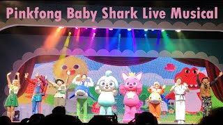 LB at Pinkfong Baby Shark Live Musical