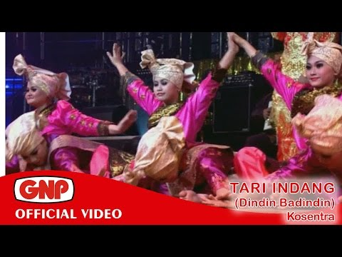 media tari badindin tarian tradisional sumatera barat