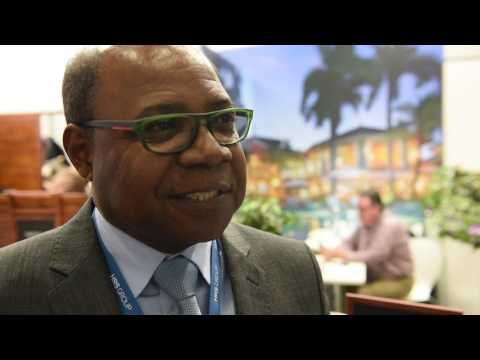 Edmund Bartlett, minister of tourism, Jamaica