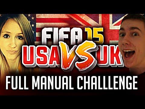 Holy Fack!!!! Uk Vs Usa Full Manual Challenge video