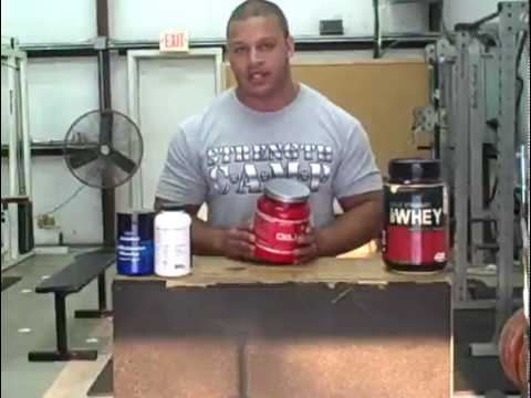 Creatine For Mass and Strength
