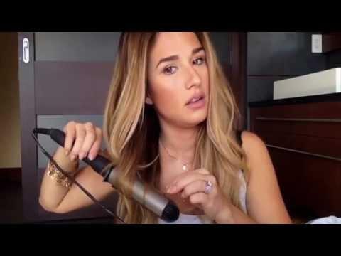 Jessie James Decker - Kittenish Hair Tutorial