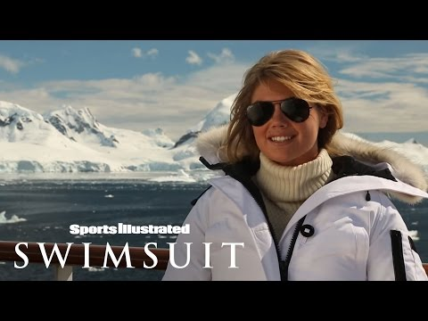 Exclusive Kate Upton SI Swimsuit Shoot In Antarctica | Sports Illustrated Swimsuit