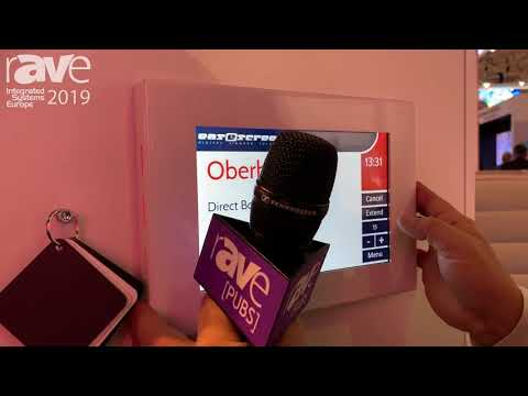 ISE 2019: Syscomtec Talks About Door Signs for Retail Applications