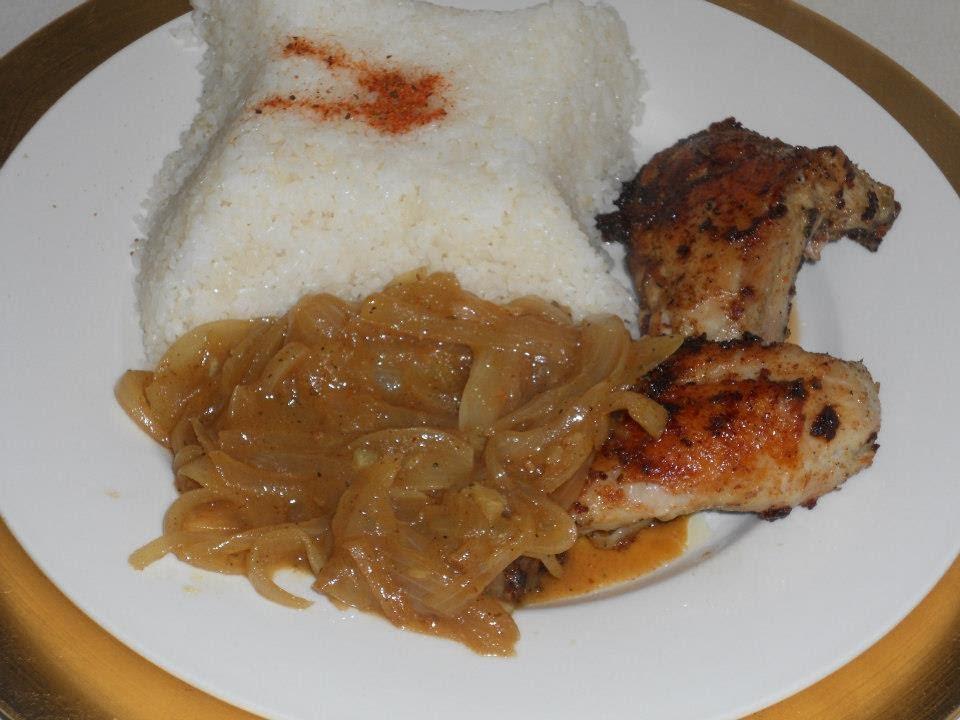 Recette de cuisine yassa de poulet how to make yassa youtube - Recette de cuisine senegalaise ...