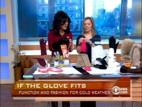 Gloves For Fashion & Function