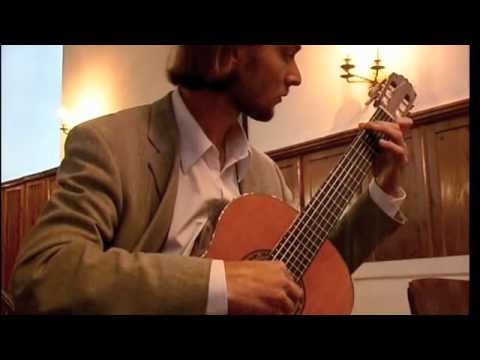 Kristo Käo plays Mauro Giuliani Sonata brillante op 15 I movement