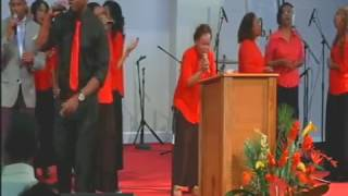Berea Choir at Atlanta Conference  Day 1