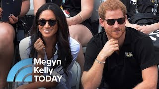Prince Harry And Meghan Markle Will Get Married, Keir Simmons Predicts | Megyn Kelly TODAY