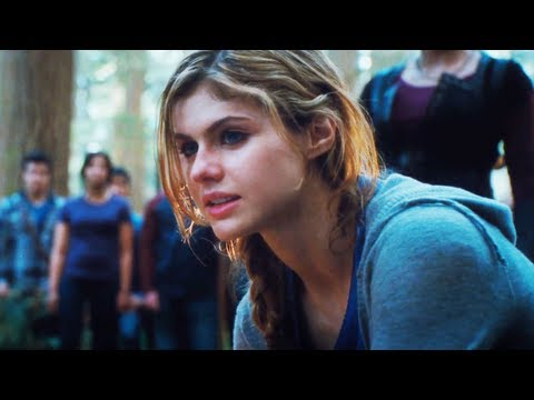 Percy Jackson: Sea of Monsters Official Trailer #2 2013 Movie [HD]