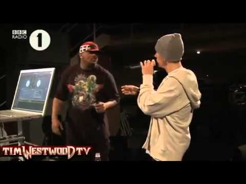 Eminem - BEST Freestyle ever ! Westwoodtv