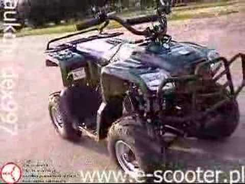 Quad ATV-110 hummer 110cc