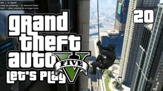 GTA V - Let's Play/Walkthrough - Mission 22: Three's Company - #20 (GTA 5 Gameplay)