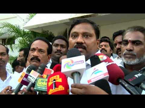 P.Chidambaram Patch Up with Tamilnadu Congress Leader EVKS Elangovan