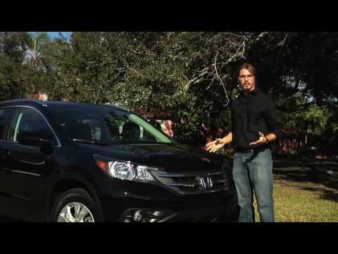 2013 Honda CR-V  EX-L Review by Voxel Group - Garage TV