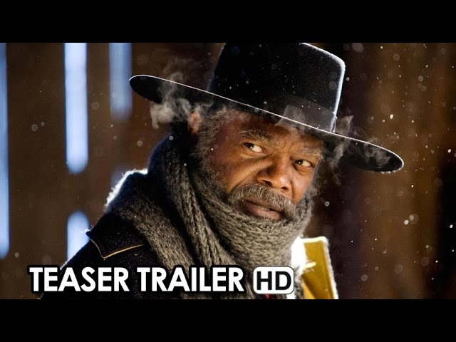 Quentin Tarantino's THE HATEFUL EIGHT Teaser Trailer (2015) HD
