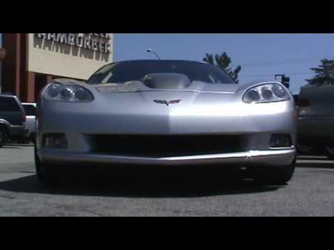 Corvette  Callaway C16, 2007 Development Car - Cool Cars, Hot Cars, Fast Cars