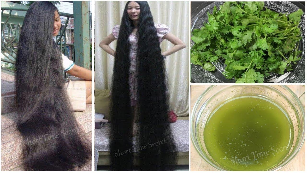 طبقيه على شعرك القصير و انظري كيف ينمو الشعر بسرعة دون توقف