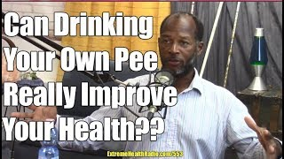 Dave Murphy - How Urine Therapy Helps The Body To Heal From Disease