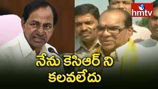 TDP MLA Matcha Nageswara Rao Face to Face on Party Changing Rumors  | hmtv