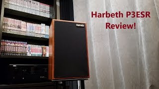 Harbeth P3ESR speaker review
