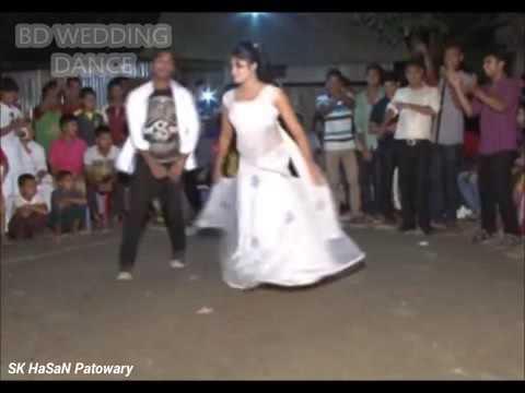 Bangla Sexy Dance Biye Barite