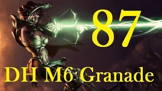 [DIABLO 3] RANK 187 - GR 87 - DH M6 Granadas (ns) 2.4.3