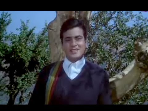 Aane Se Uske - Bollywood Classic Songs -  Jeetendra & Tanuja - Jeene Ki Raah video